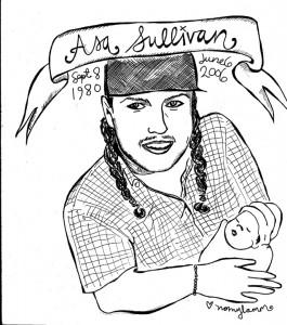 Asa Sullivan – Art: Nomy Lamm