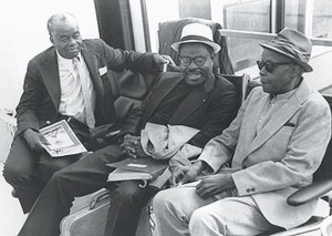 John Henrik Clarke, Dr. Ben, Chancellor Williams