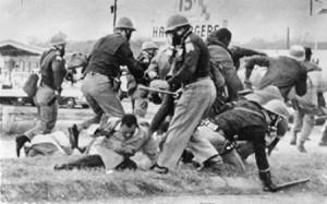 John-Lewis-beaten-Edmund-Pettus-Bridge-Selma-Alabama-030765-300x187, Mumia Abu Jamal: Unsaid at Selma, National News & Views