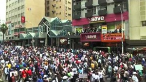 More than 4,000 marched against xenophobia in Durban on April 16.