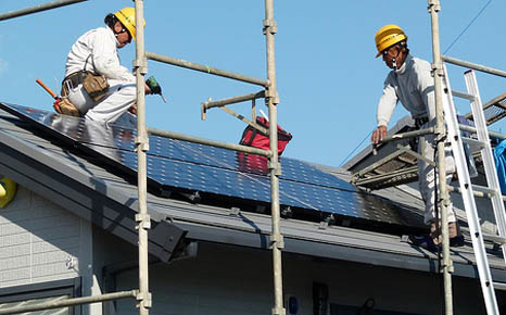 Japan is on course to be 100-percent solar powered by 2041.