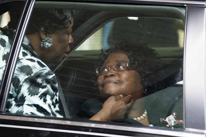 """""""Everybody loved him,"""" Walter Scott's mother told reporters. """"He was the most outgoing out of all of us. He knew everybody,"""" his older brother said."""