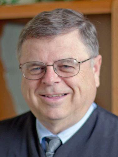 Contra Costa County Judge Tom Maddock