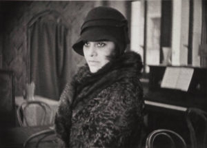 """Eslanda Robeson stars in the avant garde silent film, """"Borderline,"""" made in 1929. She was in the film world both an actress and a filmmaker, among her many professional accomplishments. Evidence of her enormous body of work as a photographer has vanished."""