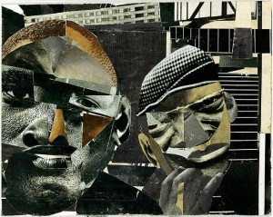 """Pittsburgh Memory"" – Photomontage: Romare Bearden"