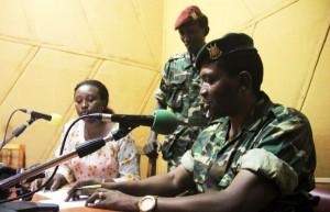 Gen. Godefroid Niyombare announced that Pierre Nkurunziza was no longer Burundi's president on a private radio station on May 13 and 14. By May 15, he acknowledged that the coup had failed.