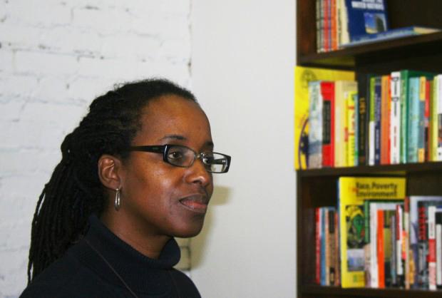 Jovanka Beckles, a member of the Richmond City Council – Photo: Ashley Hopkinson