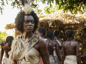 Beginning in 1617 with the death of her father, King Kilwanji, Njinga led her kingdom in a 40-year struggle for freedom and independence against the Portuguese, who were capturing slaves for sugar cane plantations in Brazil.