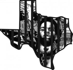 """Texas"" – Art: Kevin ""Rashid"" Johnson"