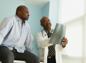 Black-patient-Black-doctor-300x221, Racism and African American men: Killing without a gun, National News & Views