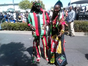 Brother-Tehuti-friend-by-Nefertina-Abrams-web-300x225, Brother Tahuti wore our colors proudly, Culture Currents