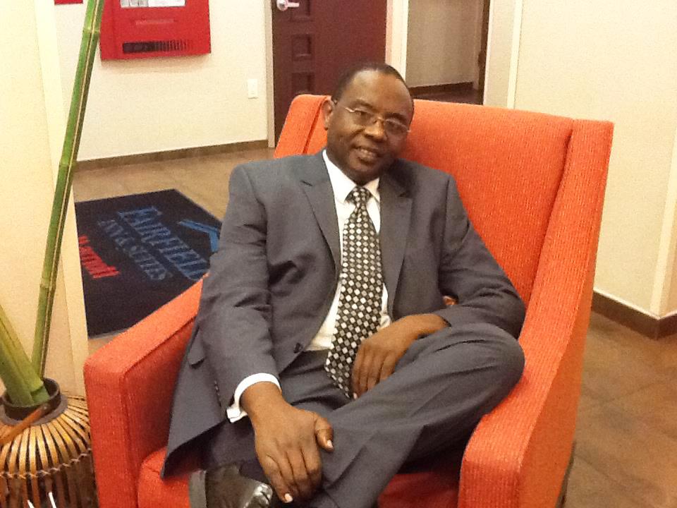 Dr. Charles Kambanda