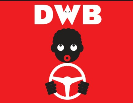 'DWB' 'Driving While Black' film logo