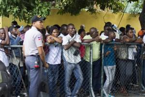 DOMINICAN REP-HAITIANS-MIGRATION