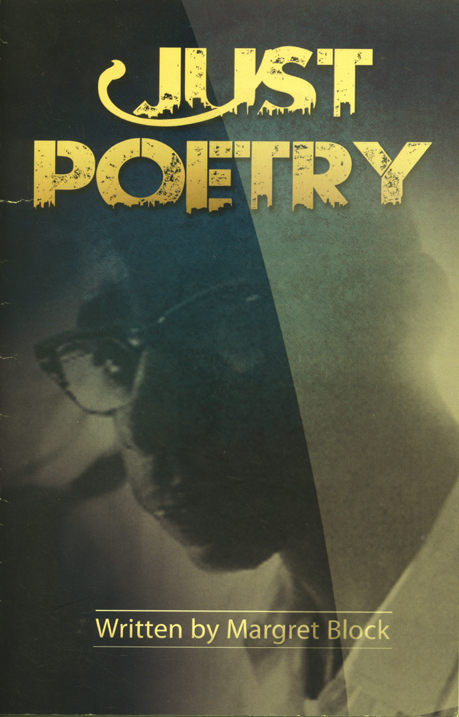 'Just Poetry' by Margaret Block cover