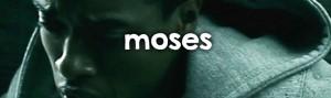 'Moses' film logo