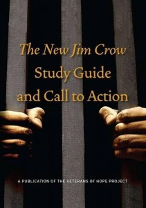 'The New Jim Crow Study Guide and Call to Action' cover