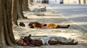Bangladeshis-find-shade-in-heat-wave-052615-300x166, Poor people need your help to survive corporate greed's heat wave and fees, Local News & Views