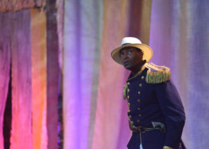 """Carl Lumbly stars in a tour de force performance of """"The Emperor Jones."""""""