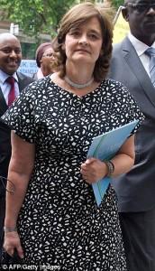 Cherie-Blair-172x300, Rwanda: Kagame's spy chief Karake arrested in UK, World News & Views