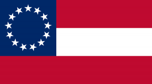Confederate National Flag 1861