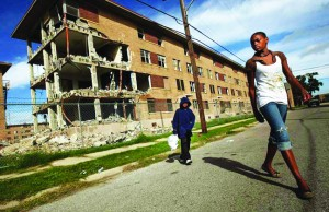 The tragic and infuriating consequences of demolishing 4,000 perfectly livable public housing apartments in developments with study buildings and generous green space, looking like college campuses, are reflected in statistics on the increase in poverty, the unaffordability of current housing for those who have returned and the failure of half the former public housing residents to return home at all.