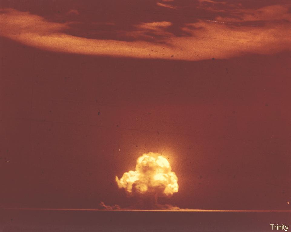 Trinity-atomic-bomb-test-Alamogordo-Nuclear-Site-New-Mexico-071645, Trinity, destroyer of worlds, World News & Views