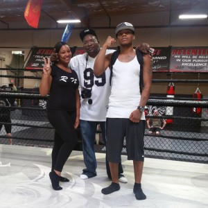 """Check out the fifth episode of """"The Spot"""" filmed at Xtreme Couture MMA Gym in Las Vegas."""