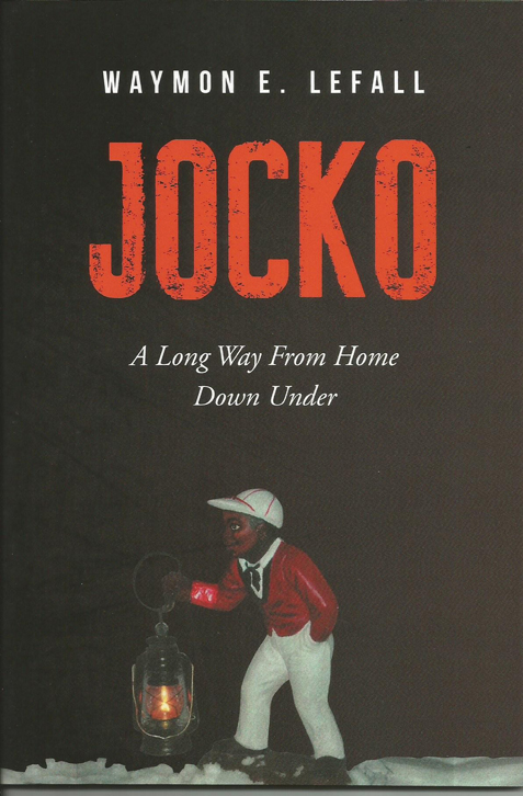'Jocko A Long Way From Home Down Under' cover