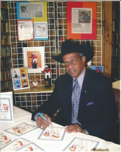 """Jocko"" author Waymon Lefall"