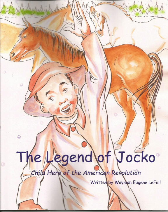 'The Legend of Jocko' cover