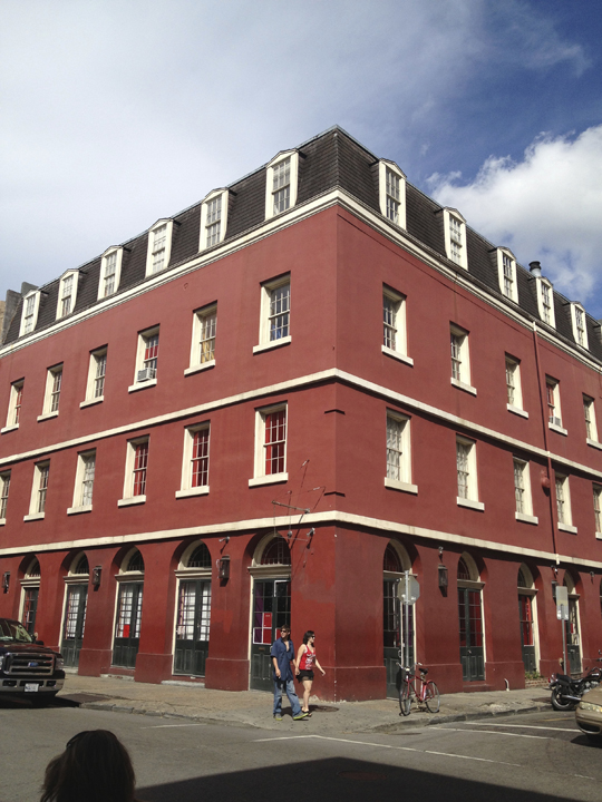The Rouge House