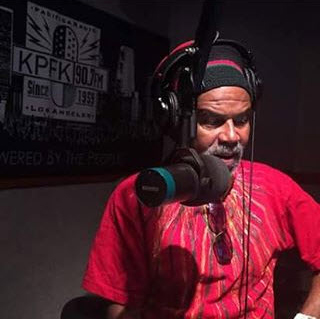 As host of Freedom Now, Dedon Kamathi used the KPFK airwaves to build Pan-Africanism.