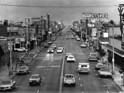 East Los Angeles, shown here in 1979, is the heart of Mexican America, as Harlem is for Blacks.
