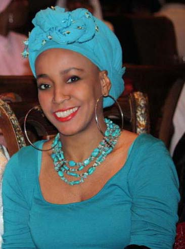 Marguerite-Laurent-Ezili-Danto-smiling, Dominican Republic apartheid, World News & Views