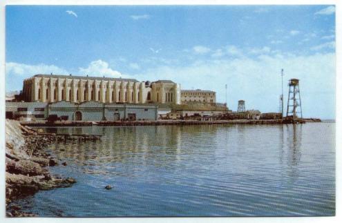 San Quentin's West Block