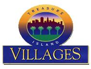 Treasure Island Villages logo