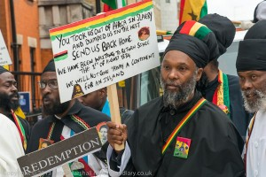 Rastafari-march-Brixton-London-to-Parliament-demanding-reparations-080114-web-300x200, David Cameron's visit to Jamaica: Amusing and dangerous, World News & Views