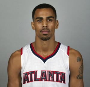 Thabo Sefolosha, now with the Atlanta Hawks, was born in Switzerland to Patrick Sefolosha, a South African musician, and Christine Sefolosha, a Swiss artist. – Photo: AP