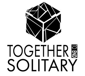 'Together to End Solitary' logo