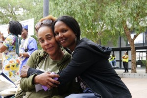 Friendships were forged and deepened among Black farmers at the conference. – Photo: Fatima Nasiyr