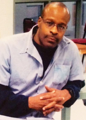 Bomani-Shakur-Keith-LaMar-Lucasville-5-in-shackles-cropped, Keith LaMar (Bomani Shakur) and other Lucasville prisoners on hunger strike since Nov. 9, Behind Enemy Lines