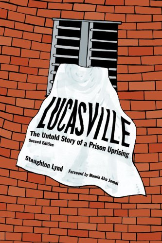 Lucasville-2nd-edition-book-cover, Keith LaMar (Bomani Shakur) and other Lucasville prisoners on hunger strike since Nov. 9, Behind Enemy Lines