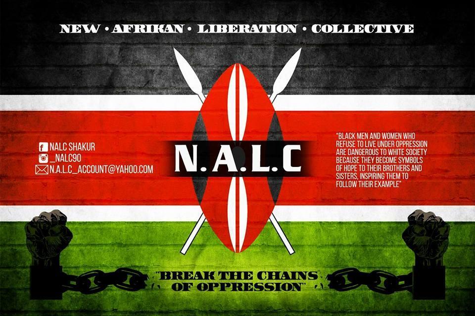 New Afrikan Liberation Collective logo