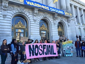 No-new-San-Francisco-jail-rally-City-Hall-071615-300x225, The time is now to stop the SF Jail, Local News & Views