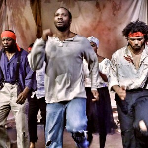 "A scene from ""Nat Turner: Following Faith"""