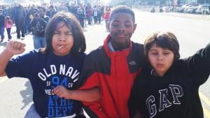 Deecolonize-Academy-MLK-March-Kimo-Umu-TyRay-Taylor-Tiburcio-Gray-Garcia-Robles-011915-by-PNN-300x169, Students march to City Hall for Mario Woods, Local News & Views