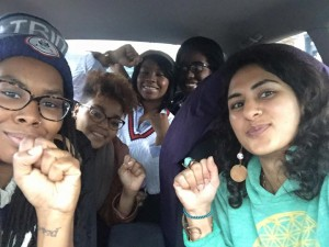 Members of the Campaign to Bring Mumia Home ride from Philly to Scranton for the Hep C court hearing on Dec. 18.