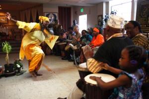 A glimpse of Wo'se Community's 34th Anniversary Celebration last December