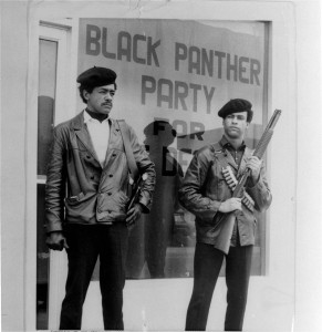 Black Panther Party founders Bobby Seale and Huey Newton – Photo: AP